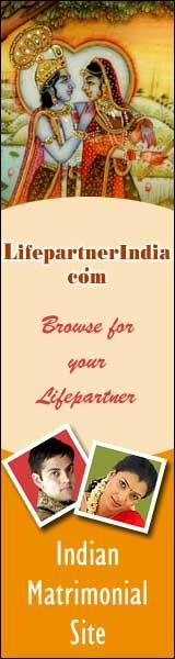 LifepartnerIndia.com - Indian Matrimonial Site