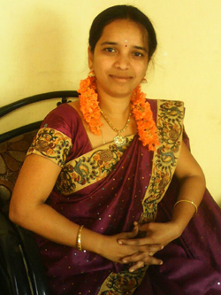 Matrimonial Bride profile guna080 of Telugu Community and Hindu religion